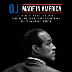 O.J.: Made in America Original Motion Picture Soundtrack. Передняя обложка. Click to zoom.