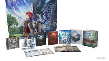 Ys VIII: Lacrimosa of DANA Original Soundtrack. Advertisement. Click to zoom.