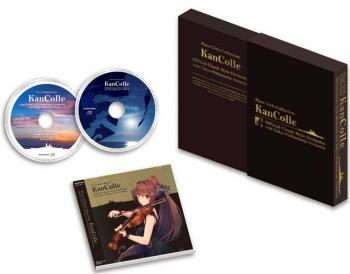 Fleet Girls Collection KanColle Official Classic Style Orchestra with Tokyo Philharmonic Orchestra [Limited Edition]. Contents. Click to zoom.