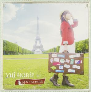 YUI HORIE BEST ALBUM. Front. Click to zoom.