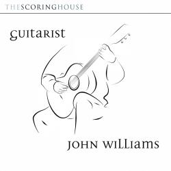 Guitarist John Williams Original Soundtrack. Передняя обложка. Click to zoom.
