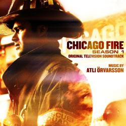 Chicago Fire Season 1 Original Television Soundtrack. Передняя обложка. Click to zoom.