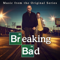 Breaking Bad Music from the Original TV Series. Передняя обложка. Click to zoom.