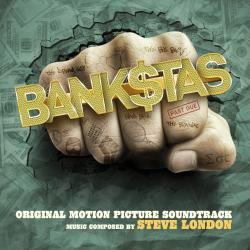 Bank$tas Original Motion Picture Soundtrack. Передняя обложка. Click to zoom.