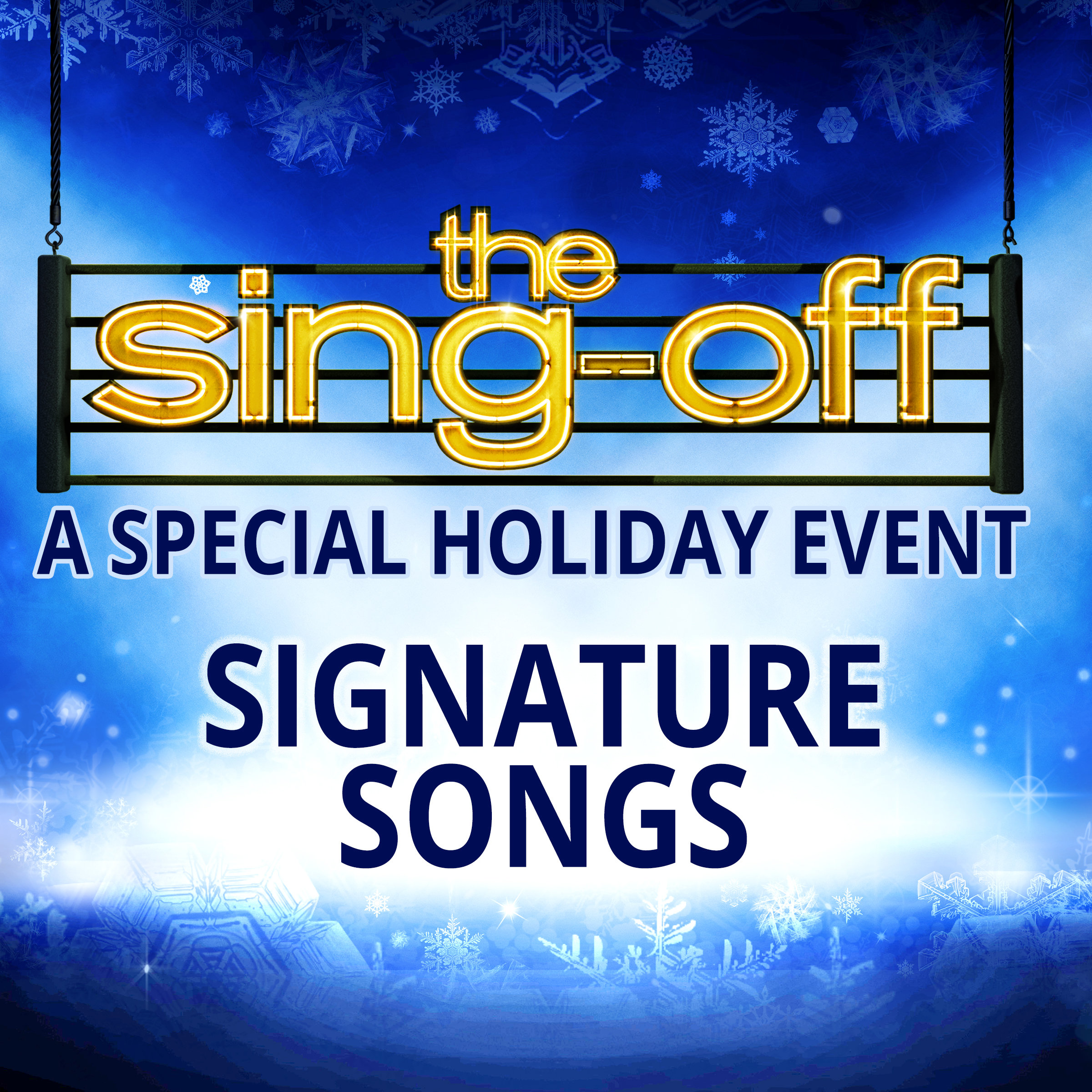 The Sing-Off: A Special Holiday Event - Signature Songs ...