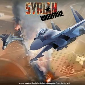 Syrian Warfare Original Soundtrack. Лицевая сторона. Click to zoom.