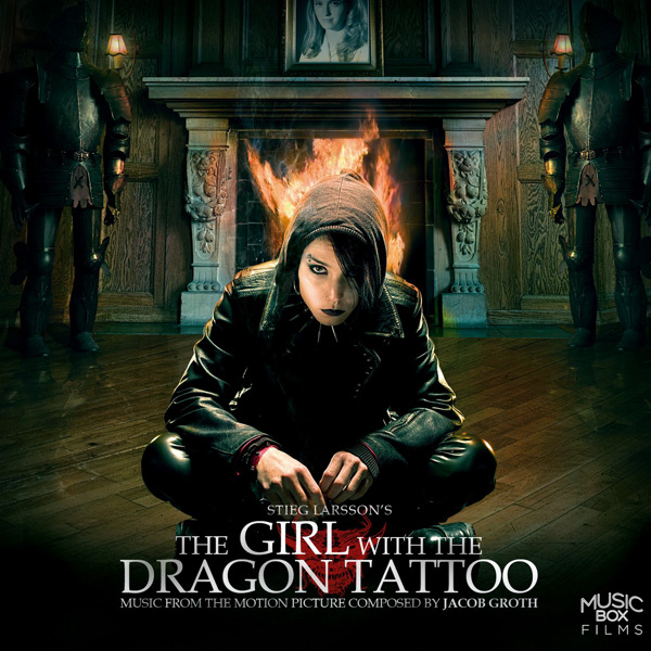 the girl with the dragon tattoo soundtrack from the motion