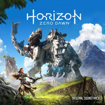 Horizon: Zero Dawn Original Soundtrack. Front. Click to zoom.