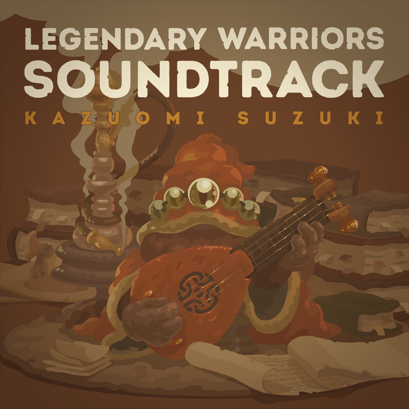 What Genre Is Warriors Into The Wild: Legendary Warriors Soundtrack. Soundtrack From Legendary