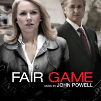 Fair Game Original Motion Picture Score. Передняя обложка. Click to zoom.