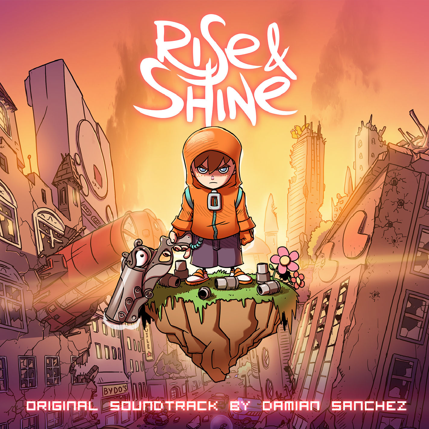 rise shine original soundtrack soundtrack from rise. Black Bedroom Furniture Sets. Home Design Ideas