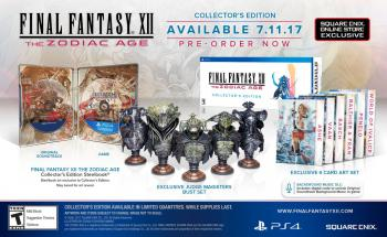 Final Fantasy XII The Zodiac Age Original Soundtrack. Advertisement. Click to zoom.