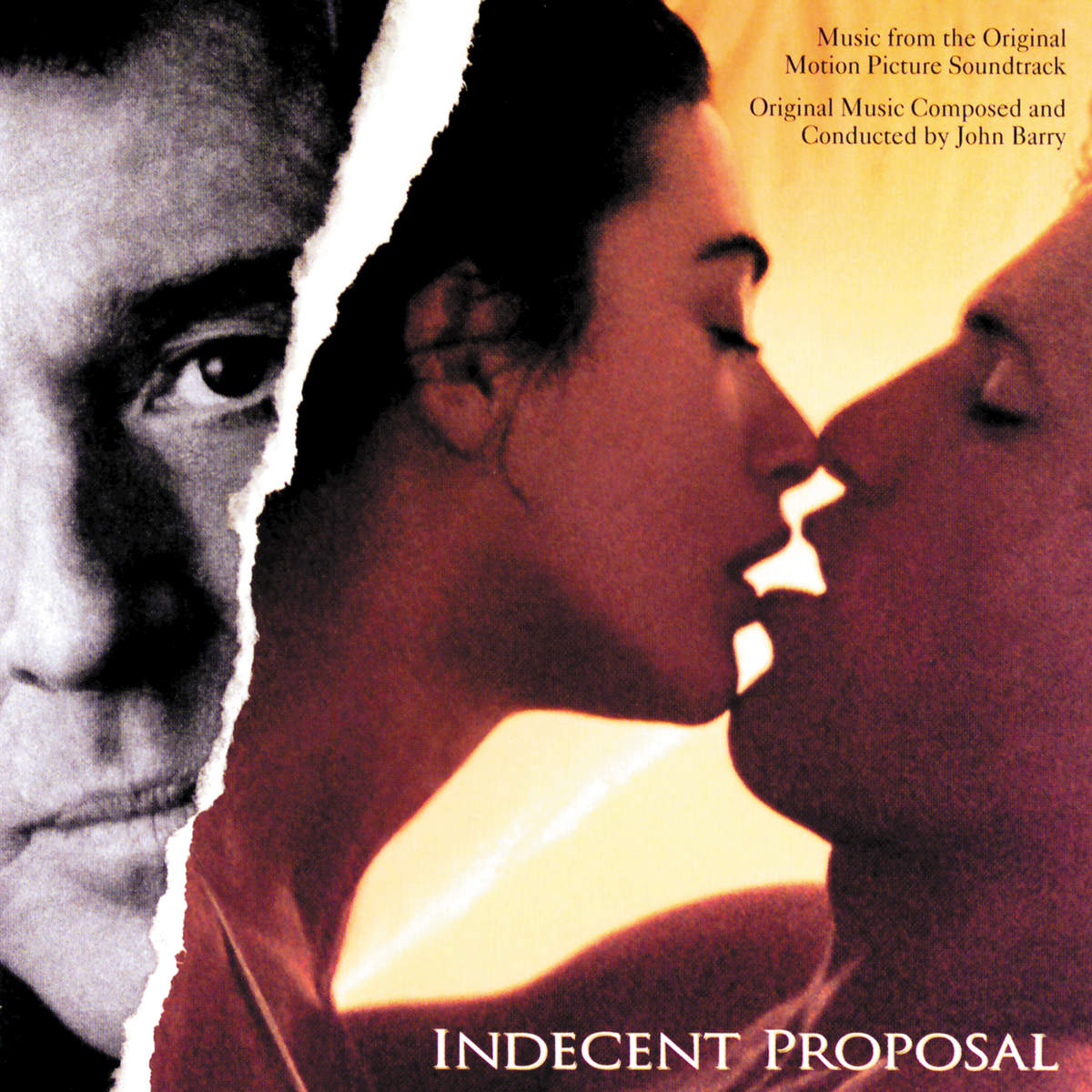 Indecent Proposal Soundtrack From The Motion Picture