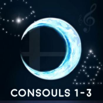 Consouls 1-3. Front. Click to zoom.