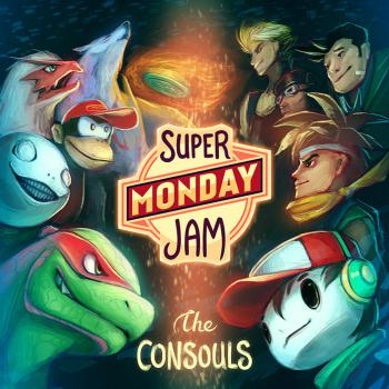 Super Monday Jam. Front. Click to zoom.