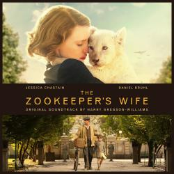Zookeeper's Wife Original Motion Picture Soundtrack, The. Передняя обложка. Click to zoom.