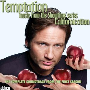 Temptation: Music from the Showtime Series Californication. Лицевая сторона . Click to zoom.
