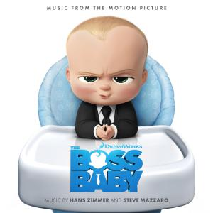 Boss Baby Music From the Motion Picture, The. Лицевая сторона . Click to zoom.