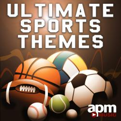Ultimate Sports Themes. Передняя обложка. Click to zoom.
