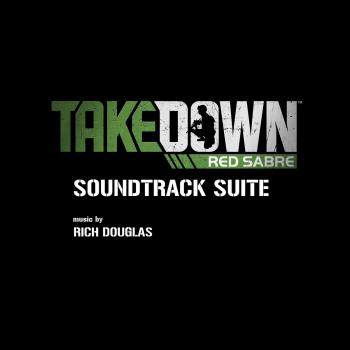 Takedown: Red Sabre Soundtrack Suite. Front. Click to zoom.