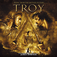 Troy Music from the Motion Picture. Передняя обложка. Click to zoom.