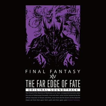THE FAR EDGE OF FATE: FINAL FANTASY XIV Original Soundtrack, The. Front (small). Click to zoom.