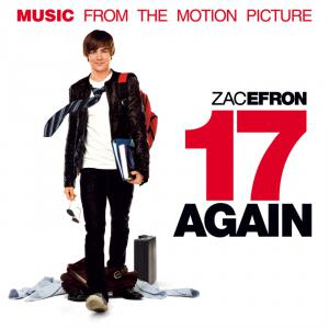 17 Again Original Motion Picture Soundtrack. Front. Click to zoom.