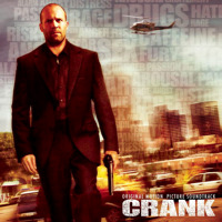 Crank Original Motion Picture Soundtrack. Передняя обложка. Click to zoom.