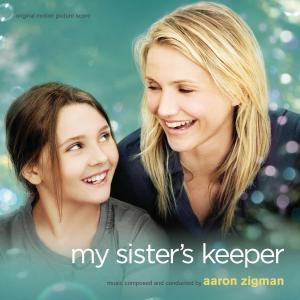 My Sister's Keeper Original Motion Picture Score. Лицевая сторона . Click to zoom.