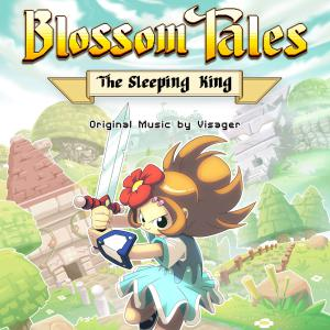 Blossom Tales: The Sleeping King OST. Front. Click to zoom.