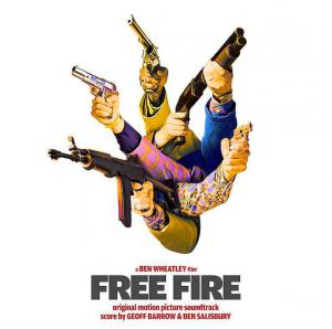 Free Fire Original Motion Picture Soundtrack. Лицевая сторона . Click to zoom.