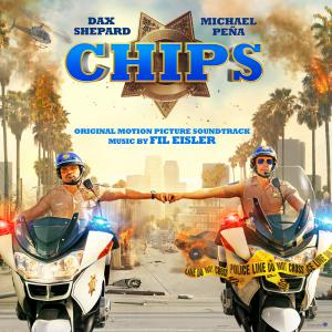 CHIPS Original Motion Picture Soundtrack. Лицевая сторона . Click to zoom.