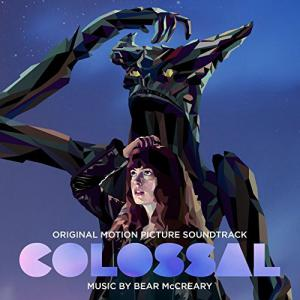Colossal Original Motion Picture Soundtrack. Лицевая сторона . Click to zoom.