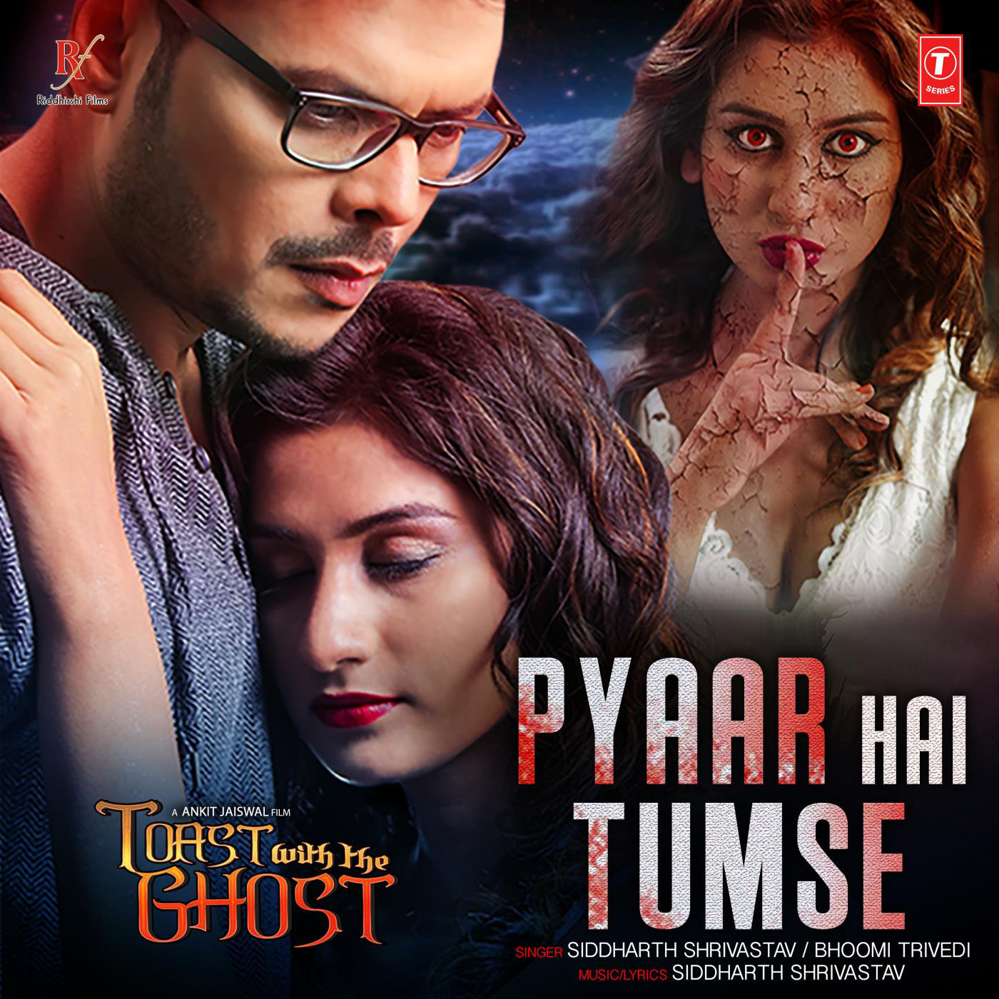 """Bepanah Pyaar Hai Tumse Song Download: Pyaar Hai Tumse From """"Toast With The Ghost"""""""