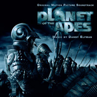 Planet of the Apes - Original Motion Picture Soundtrack. Передняя обложка. Click to zoom.