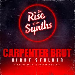 Night Stalker from the Rise of the Synths - Single. Передняя обложка. Click to zoom.