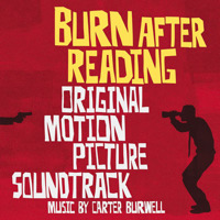 Burn After Reading Original Motion Picture Soundtrack. Передняя обложка. Click to zoom.