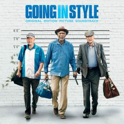 Going In Style Original Motion Picture Soundtrack. Передняя обложка. Click to zoom.