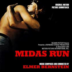 Midas Run Original Motion Picture Soundtrack, The. Передняя обложка. Click to zoom.