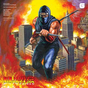 Ninja Gaiden The Definitive Soundtrack [Limited Edition]. Front (Box). Click to zoom.