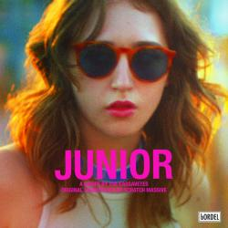 Junior Original Soundtrack. Передняя обложка. Click to zoom.