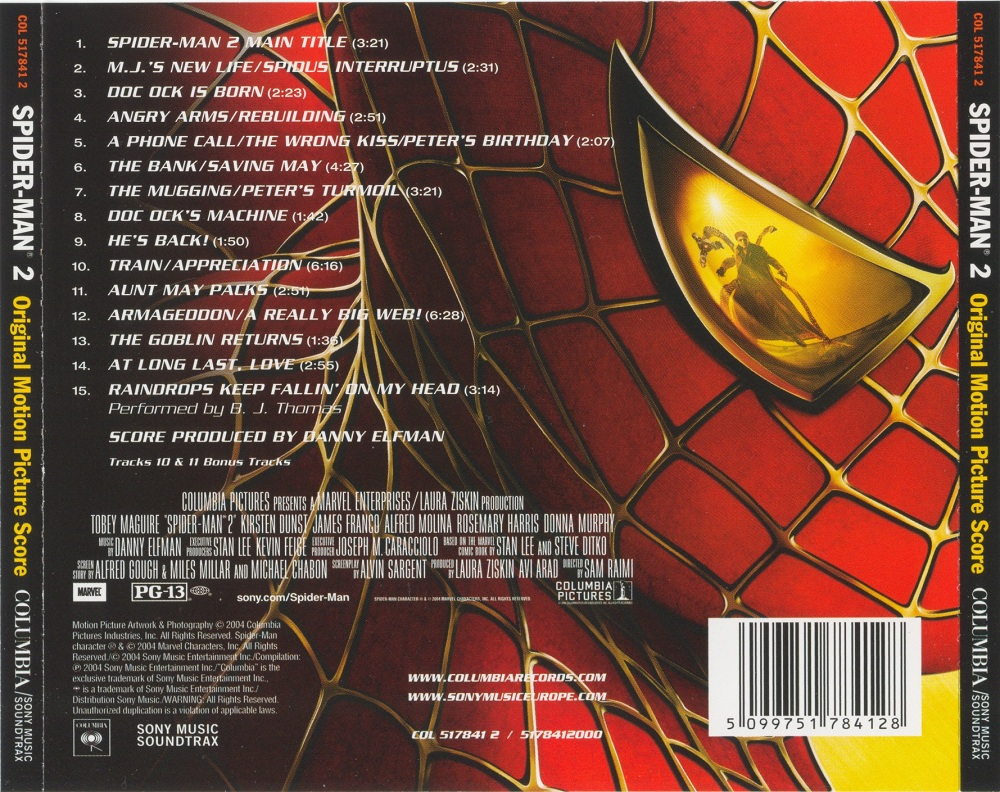 Related Keywords Amp Suggestions For Spider Man 1 Soundtrack