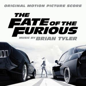Fate of the Furious Original Motion Picture Score, The. Лицевая сторона . Click to zoom.