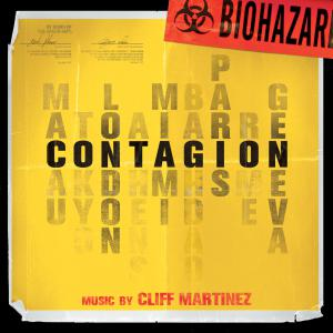 Contagion Original Motion Picture Soundtrack. Лицевая сторона . Click to zoom.