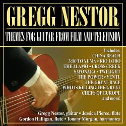 Themes for Guitar from Film and Television. Передняя обложка. Click to zoom.