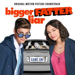 Bigger Fatter Liar - Original Motion Picture Soundtrack. Передняя обложка. Click to zoom.
