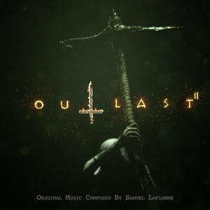 Outlast II Original Game Soundtrack. Лицевая сторона . Click to zoom.