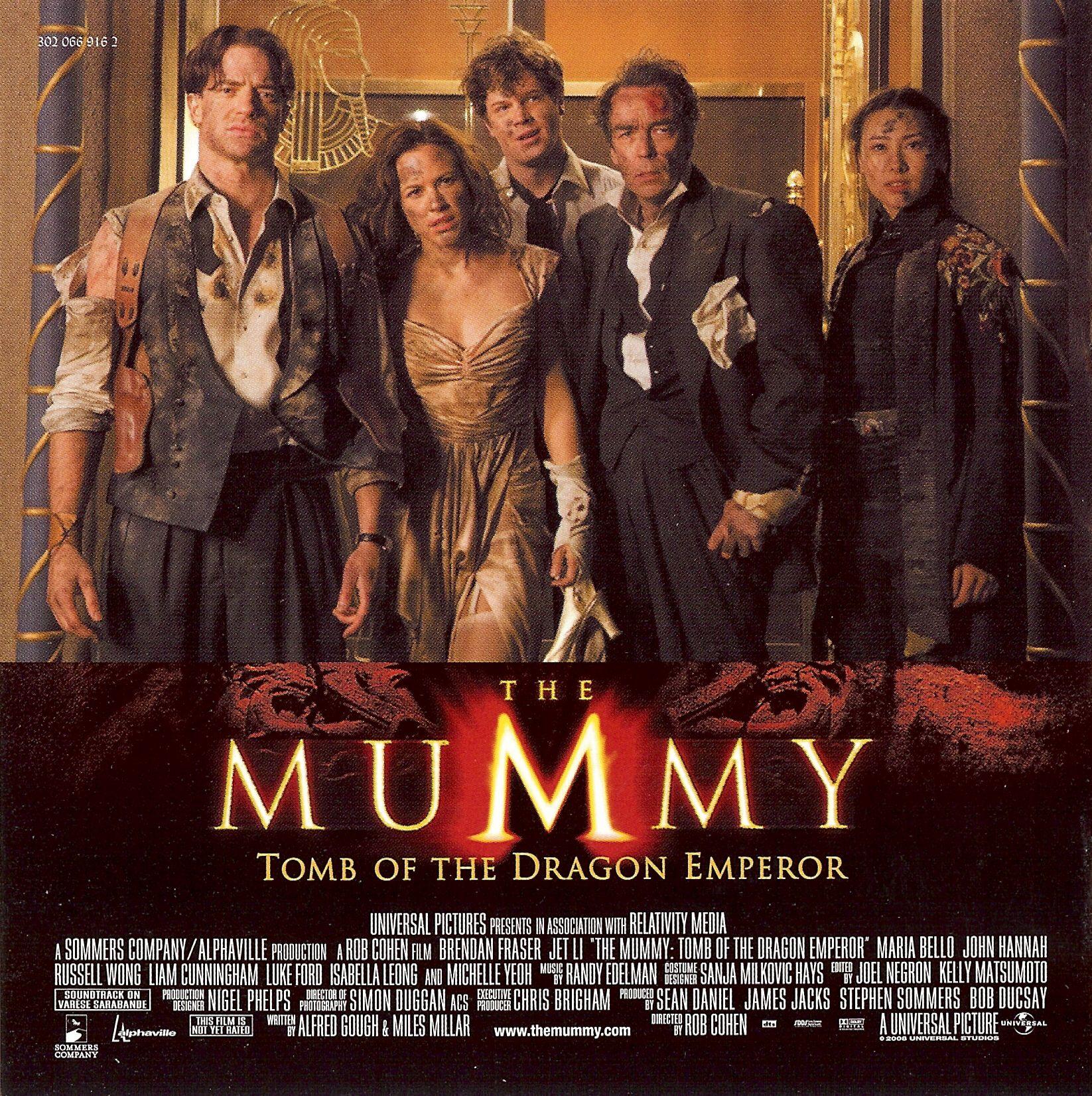 Naked Mummy