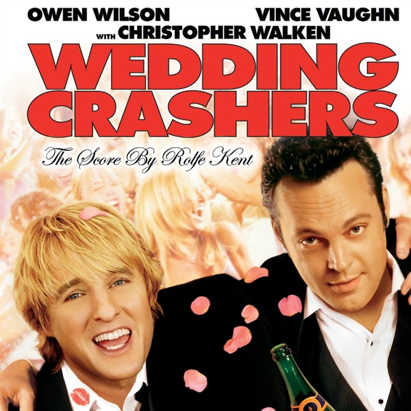wedding crashers the score