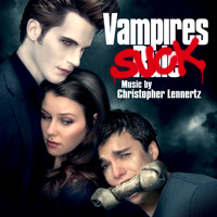 Vampires Suck Original Motion Picture Score. Передняя обложка. Click to zoom.